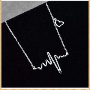 Jewelry - Heartbeat Necklace